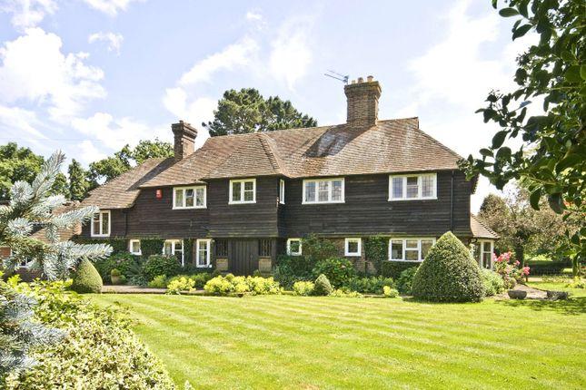 Thumbnail Detached house for sale in Sedgwick Lane, Horsham, West Sussex