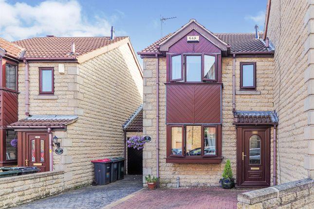 3 bed semi-detached house for sale in Rainborough Mews, Brampton Bierlow, Rotherham S63