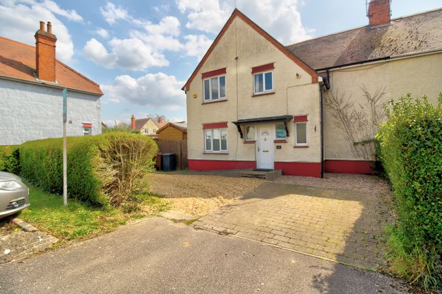 3 bed semi-detached house for sale in Manor Road, Bletchley, Milton Keynes MK2