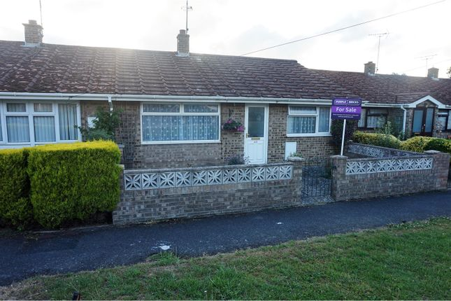 Thumbnail Semi-detached bungalow for sale in Greenfields, Ashford