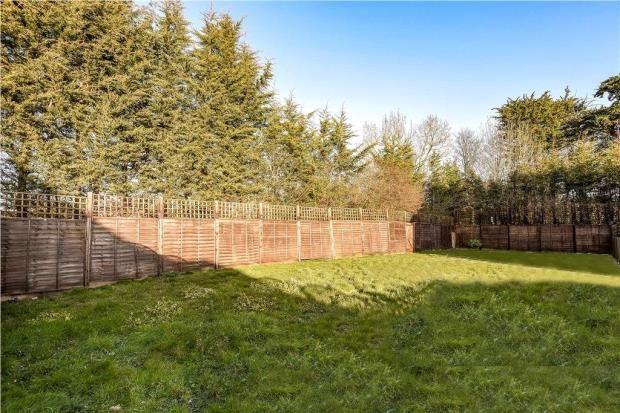 Garden of Hatchet Lane, Winkfield, Berkshire SL4