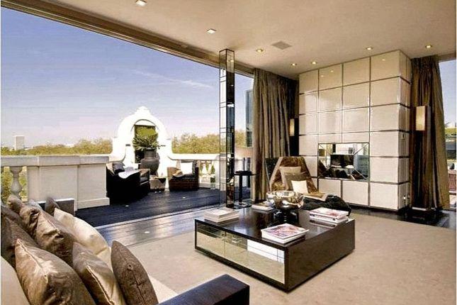 Thumbnail Flat to rent in Knightsbridge, London