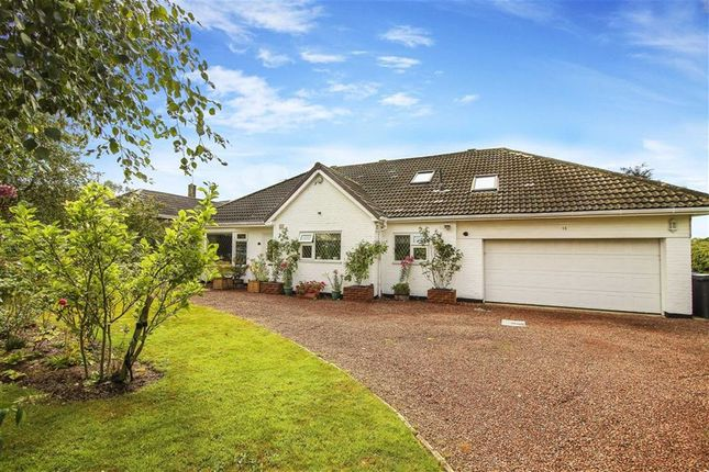 Thumbnail Detached bungalow for sale in Avondale Road, Ponteland, Newcastle Upon Tyne