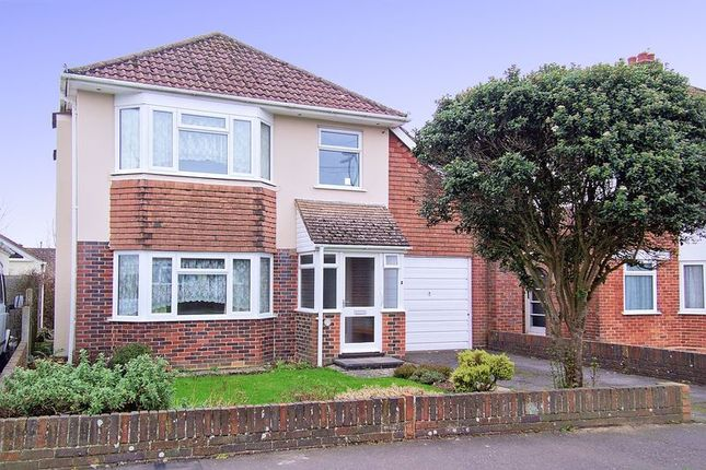 Thumbnail Detached house for sale in Cedar Drive, Chichester
