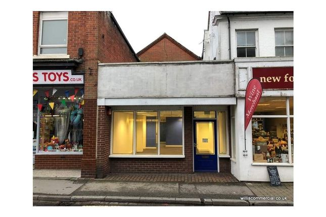 Thumbnail Retail premises to let in Christchurch Road 10, Ringwood