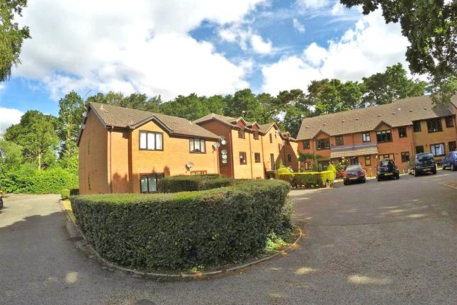 Thumbnail Flat for sale in Froud Way, Corfe Mullen