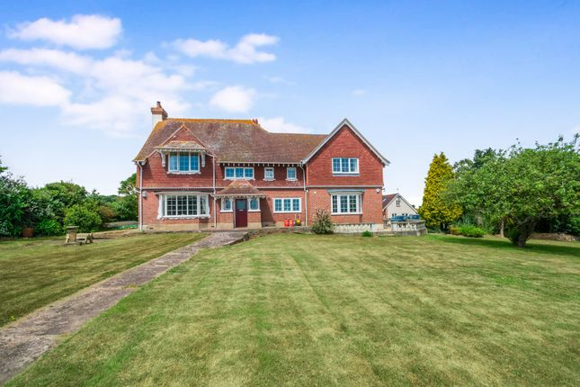 Thumbnail Detached house for sale in Lockwood House, Exeter Road, Dawlish, Devon