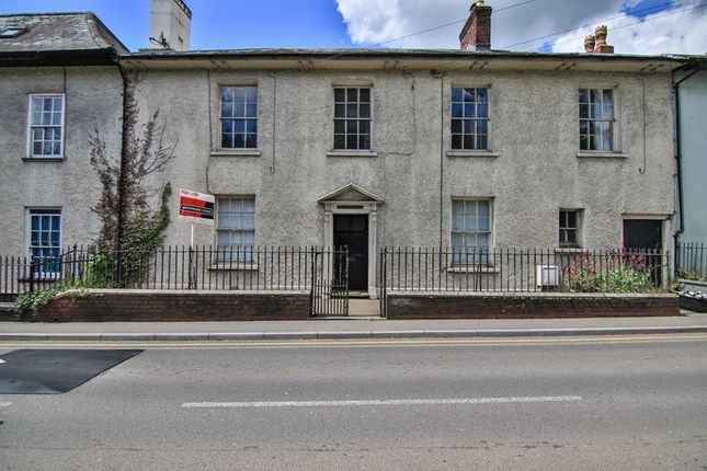 Thumbnail Town house for sale in Pen Y Pound, Abergavenny