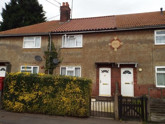 Thumbnail Terraced house for sale in Downham Market, Norfolk