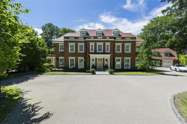 Thumbnail Detached house for sale in Heathfield Avenue, Sunninghill, Ascot, Berkshire
