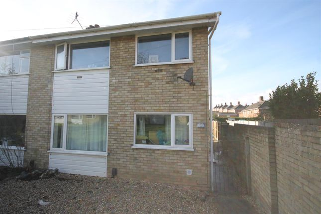 Thumbnail Property to rent in Leng Crescent, Norwich