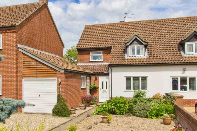 3 bed end terrace house for sale in North Street, Castle Acre, Kings Lynn