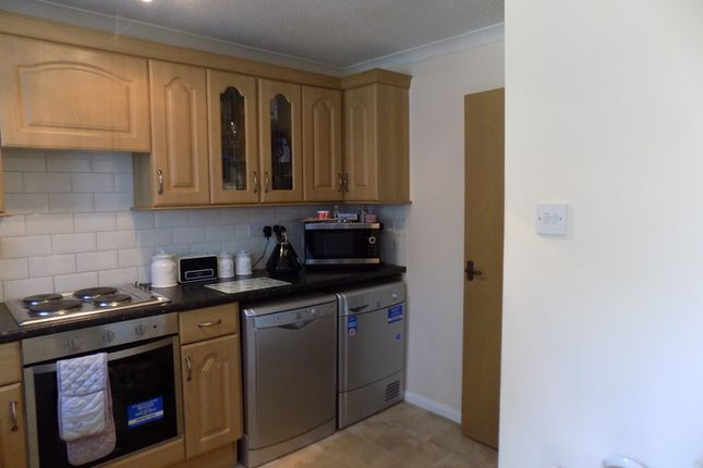 Thumbnail End terrace house to rent in Chesterton Close, Plymouth