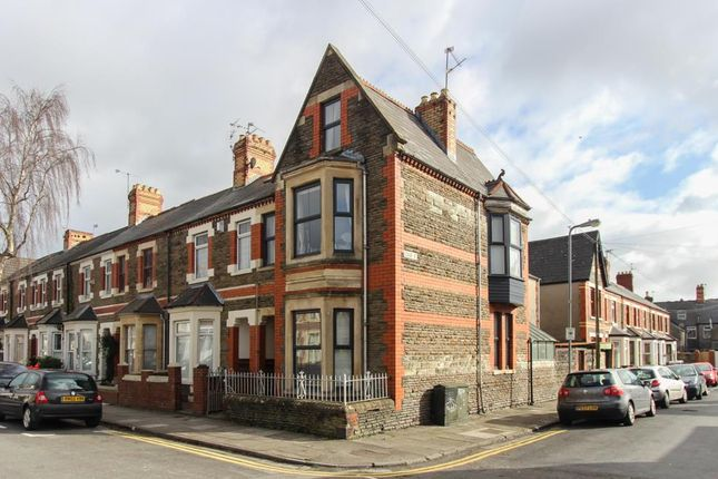 Thumbnail Property to rent in Lochaber Street, Roath, Cardiff