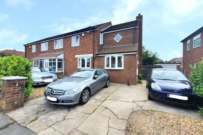 Thumbnail Semi-detached house for sale in Hayman Avenue, Leigh, Greater Manchester