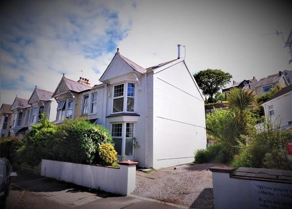Semi-detached house for sale in Queens Road, Mumbles, Swansea