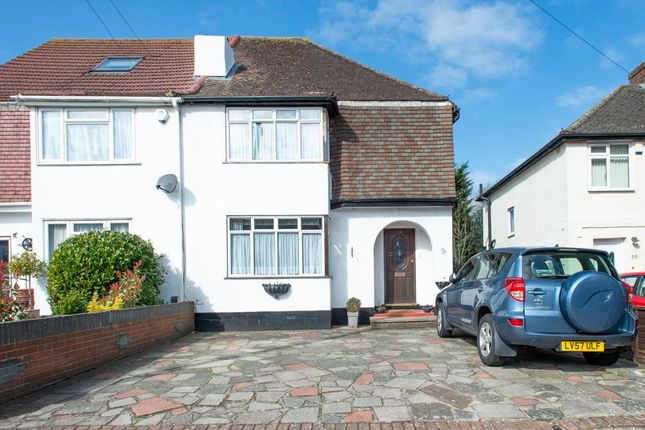 Thumbnail Semi-detached house for sale in Hilda Vale Road, Farnborough, Orpington