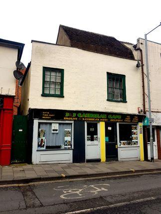 Thumbnail Restaurant/cafe for sale in St John's Street, Colchester