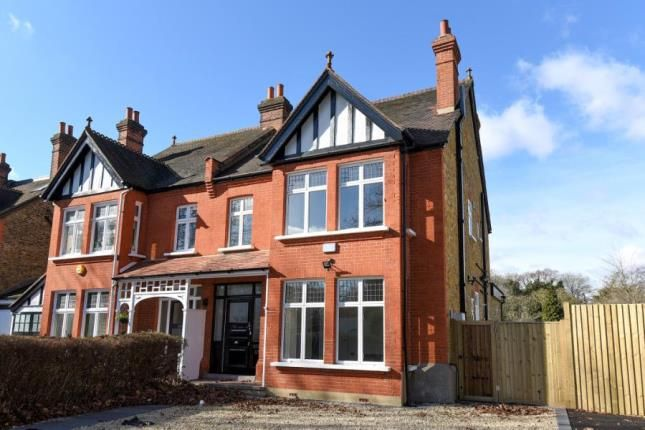 Thumbnail Semi-detached house for sale in Kings Hall Road, Beckenham