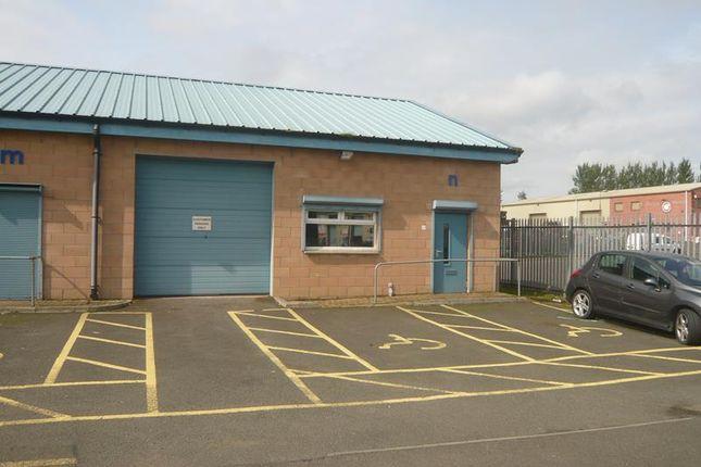 Thumbnail Warehouse to let in Unit N, Burnhouse Industrial Estate, Whitburn