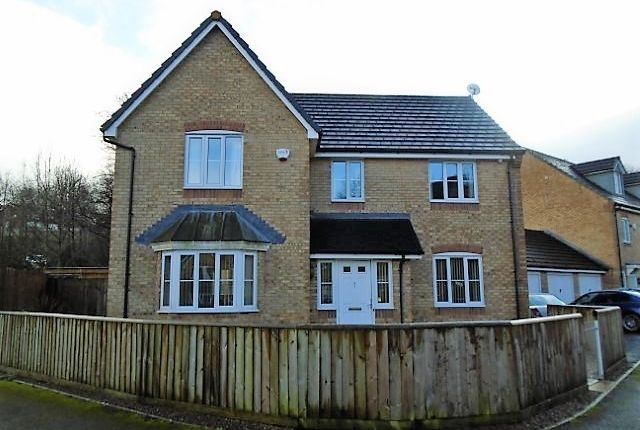 Thumbnail Detached house for sale in Mill House Court, Cwmbran
