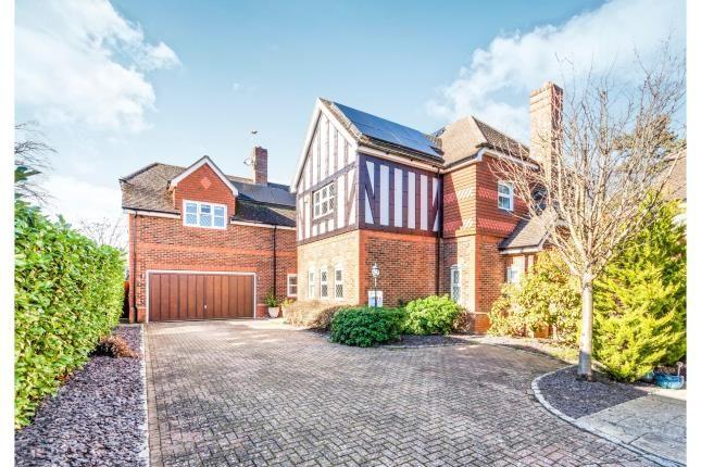 Thumbnail Detached house for sale in Bracknell, Berkshire