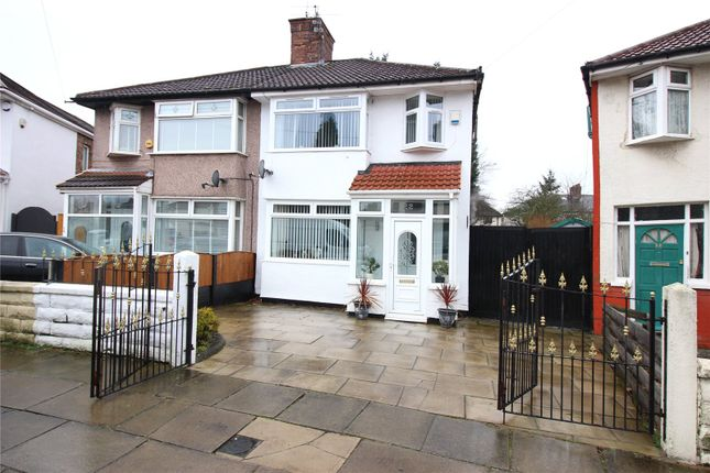 Thumbnail Property for sale in Hilary Road, Liverpool, Merseyside