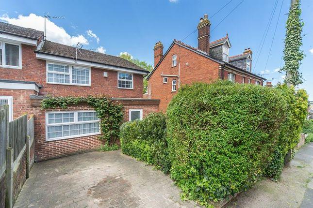 Thumbnail Semi-detached house for sale in St. Marys Road, Tonbridge