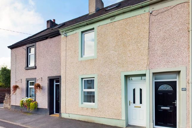 Thumbnail Terraced house for sale in Smithfield Mobile Home Park, Smithfield Road, Egremont