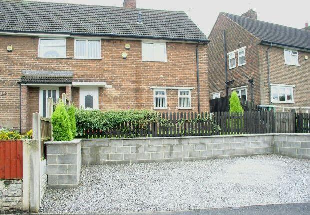 Thumbnail Semi-detached house for sale in Central Avenue, South Normanton, Alfreton