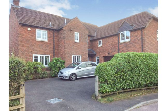 Thumbnail Detached house for sale in Bradbeers, Taunton