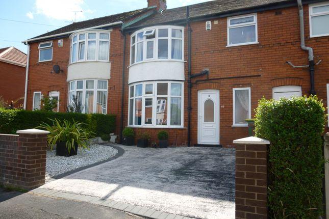 Thumbnail Terraced house to rent in Elm Avenue, Ashton, Preston