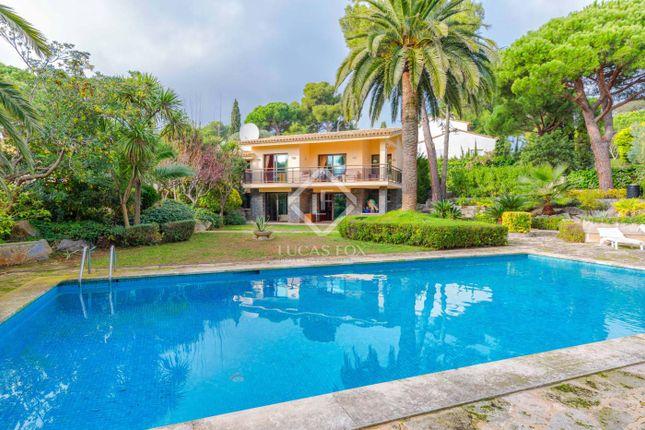 Thumbnail Villa for sale in Spain, Costa Brava, S'agaró - La Gavina, Cbr15845