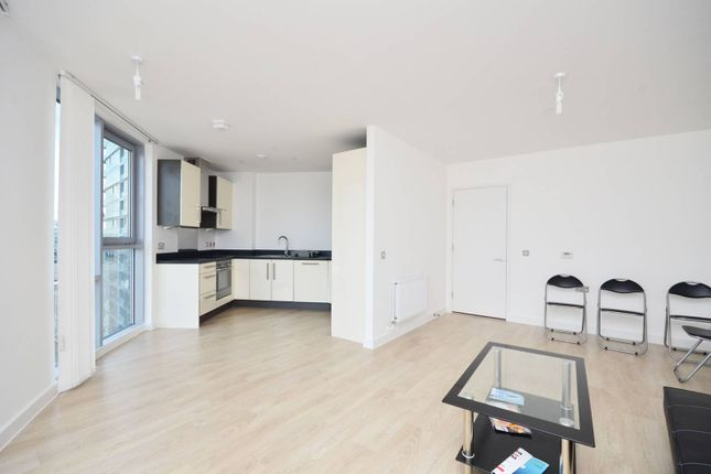Thumbnail Flat to rent in Rick Roberts Way, Stratford, London