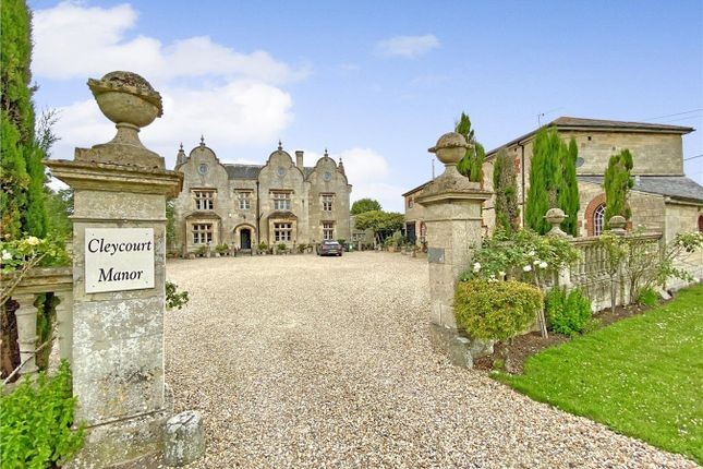 Thumbnail Country house for sale in Bourton, Bourton