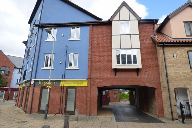 Thumbnail Flat for sale in Wherry Road, Norwich
