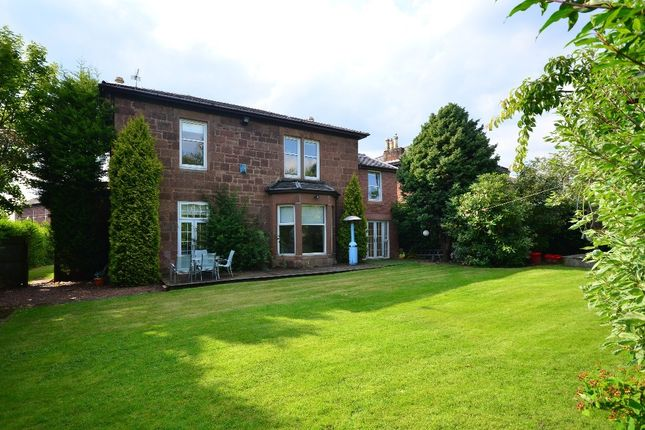 Thumbnail Detached house for sale in Brooklands Avenue, Uddingston
