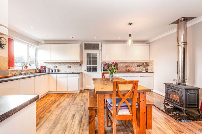 Kitchen/Diner of Broomfield Avenue, Hasland, Chesterfield, Derbyshire S41