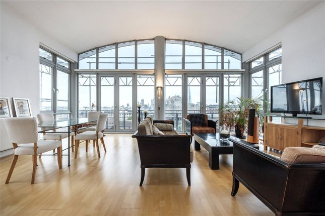 Thumbnail Flat for sale in Sandpiper Court, 8 Thomas More Street, London
