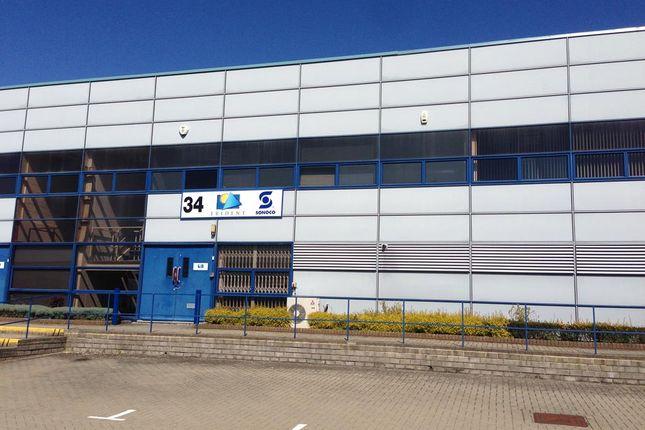 Thumbnail Warehouse to let in 34 Tanners Drive, Blakelands, Milton Keynes, Buckinghamshire