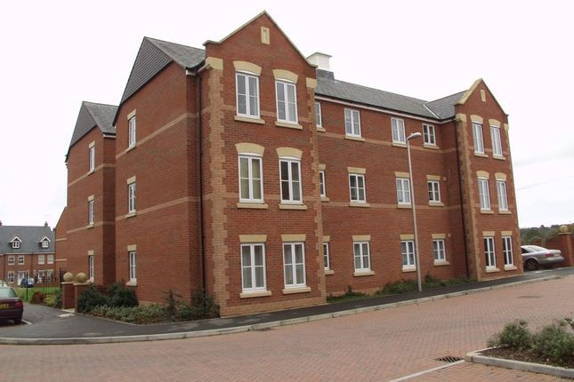 Thumbnail Flat to rent in Norman Crescent, Budleigh Salterton