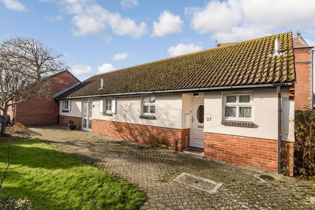 Thumbnail Bungalow for sale in Monks Way, Burnham-On-Sea
