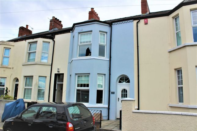 Thumbnail Terraced house to rent in Sintonville Avenue, Belfast