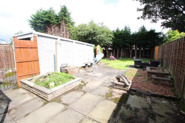Garden of Broompark View, East Calder, Livingston, West Lothian EH53