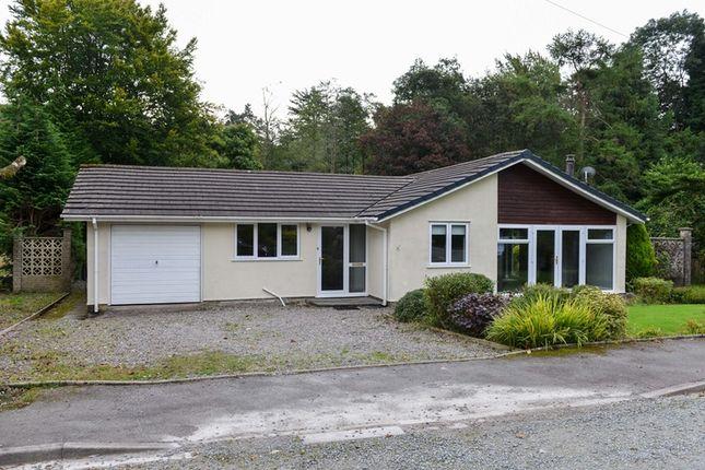 Thumbnail Bungalow for sale in Landing Close, Lakeside, Ulverston, Cumbria