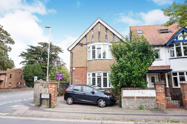 Detached house for sale in Madeira Avenue, Worthing