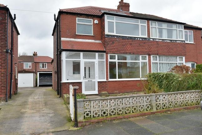 Thumbnail Semi-detached house to rent in Beverley Road, Offerton, Stockport