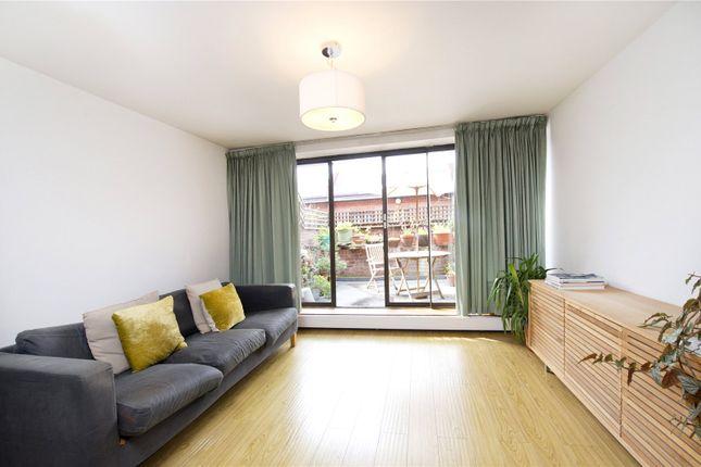 Thumbnail Flat for sale in Oakshott Court, Polygon Road, London