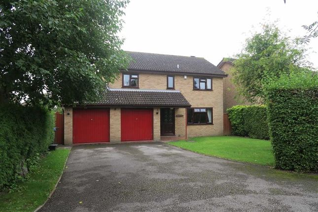 Thumbnail Detached house for sale in Furlong Avenue, Tean, Stoke-On-Trent
