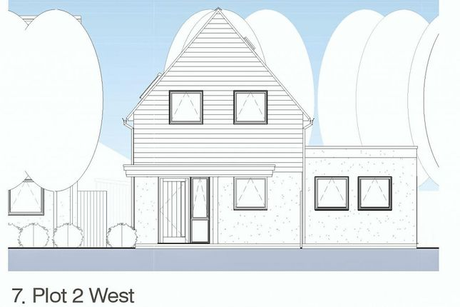 Thumbnail Detached house for sale in Selsmore Avenue, Hayling Island